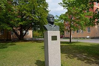Arne Beurling Swedish mathematician