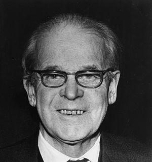 Arno Berg - Arno Berg in 1970