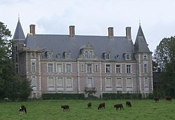 Arrest, Somme, Fr, château.jpg