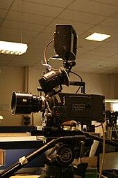 Фотография цифровой кинокамеры Arri Alexa.