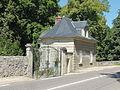 Arronville (95), château de Balincourt, maison de garde 1.jpg