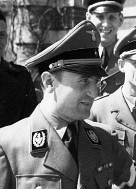 Axmann in 1942