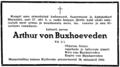 Arthur von Buxhoeveden death notice.PNG
