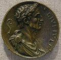 Artista romano, giulio cesare (copia dall'antico), ante 1485.JPG