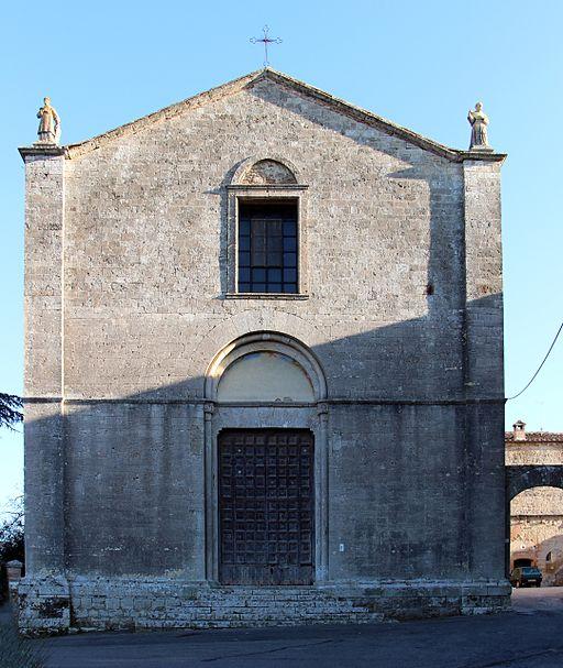 Chiesa San Francesco, Ascano