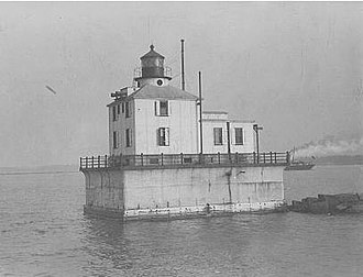 National Register of Historic Places listings in Ashtabula County, Ohio - Image: Ashtabula harbor light