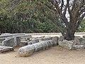 Asklépion (Kós) - ruiny chrámu.jpg