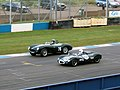 Aston DB3S passed by Cooper Bobtail.jpg