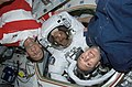 Astronaut John M. Grunsfeld, James H. Newman and Michael J. Massimino (27411446884).jpg