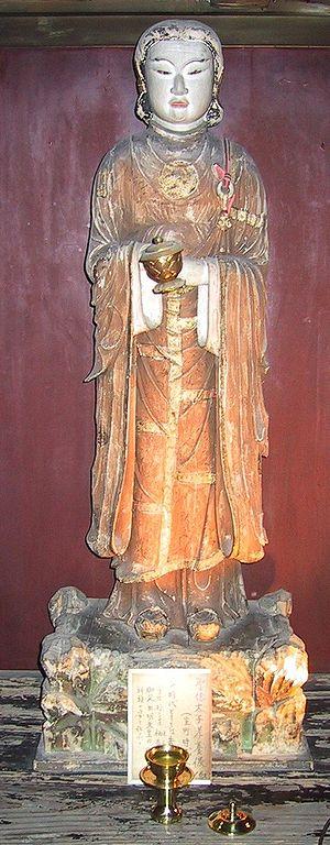 Prince Shōtoku - Image: Asuka dera Prince Shotoku