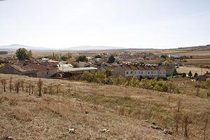 Atapuerca, Province of Burgos - View of Atapuerca, 2009