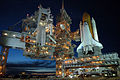 Atlantis stands on Launch Pad 39B.jpg