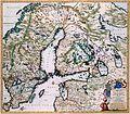 Atlas Van der Hagen-KW1049B10 023-REGNI SUECIAE Tabula Generalis, divisa in SUECIAE, GOTIAE .. REGNA FINNIAE, DUCATUM LAPPONIAM, LIVONIAM INGRIAMQ- et in omnes subiacentes provincias.jpeg