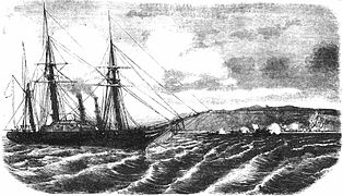 Attack on Paraguyan Forts