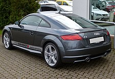 Audi Tt Wikipedia Wolna Encyklopedia