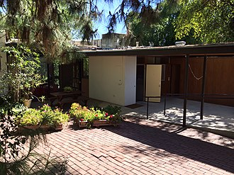 National Register of Historic Places listings in San Bernardino County, California - Image: Auerbacher Home