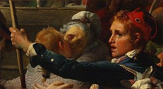 Auguste-Hyacinthe Debay - Image: Auguste Hyacinthe Debay, The Nation Is in Danger, 1832