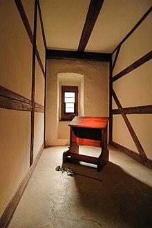 Couvent des augustins d 39 erfurt wikip dia for L interieur d un couvent