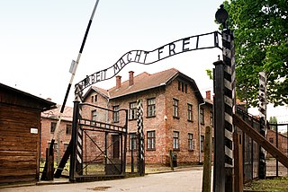 Auschwitz concentration camp German network of concentration and extermination camps in occupied Poland during World War II