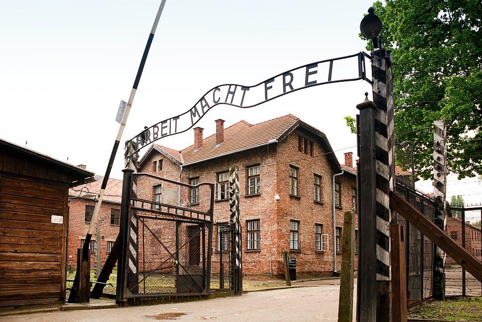 Auschwitz I (22 May 2010)