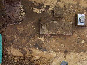 Flat grave - An Iron Age flat grave