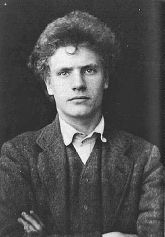 Kenneth Grant - Grant befriended the occult artist Austin Osman Spare (pictured in 1904).