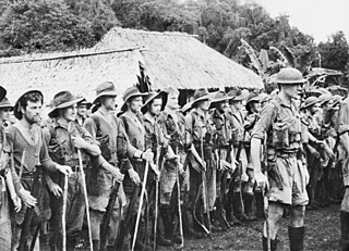 Kokoda Track campaign Part of the Pacific War of World War II