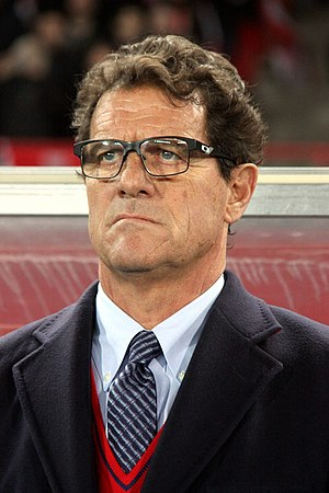 Fabio Capello - Capello in 2014