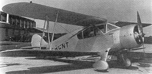 Avro 641 Commodore - Image: Avro 641
