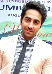 Ayushmann Khurrana at the Mumbai Police Mission Mrityunjay function