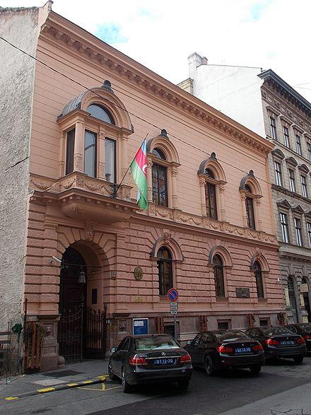 List Of Diplomatic Missions Of Azerbaijan Wikiwand