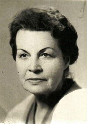 Elisaveta Bagriana - Elisaveta Bagryana. Source: Bulgarian Archives State Agency