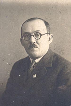 Kosta Manojlović - Kosta Manojlović in 1932