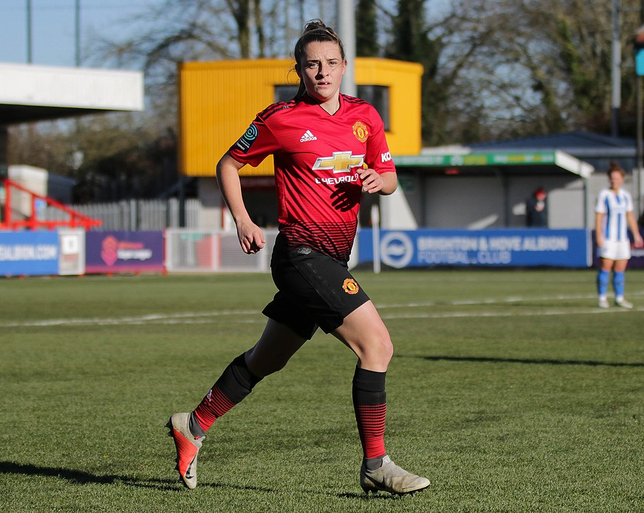 BHA Women 0 Man Utd Women 2 WFAC 4th rd 03 02 2019-438 (40021368663).jpg