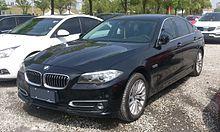 BMW Series F Wikipedia - 530 bmw