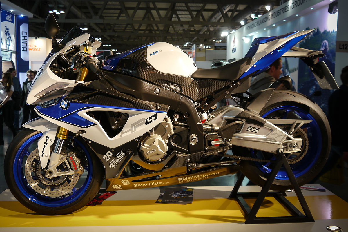 Bmw Hp4 Wikipedia