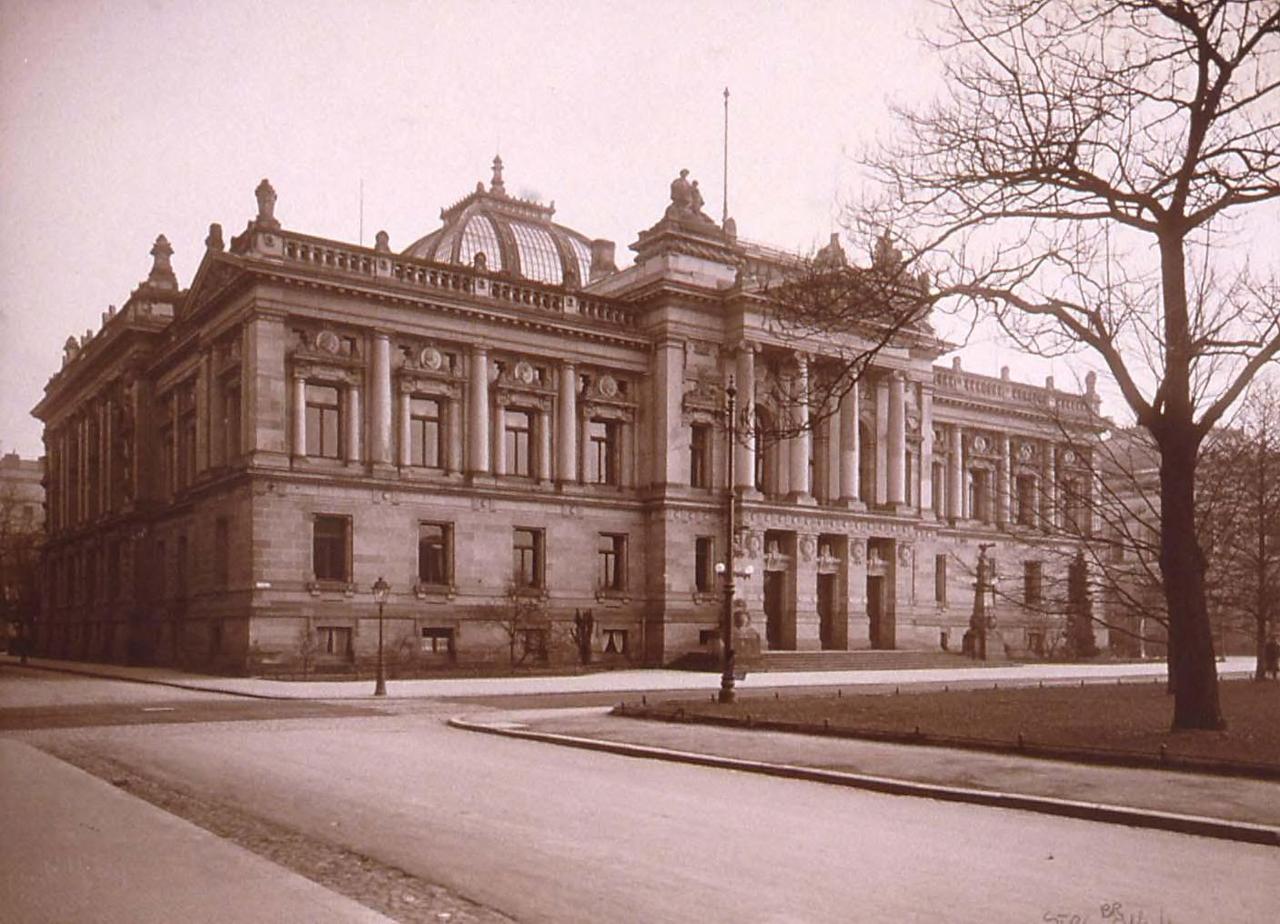 Image illustrative de l'article Bibliothèque régionale et universitaire de Strasbourg