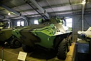 BTR-90 in the Tank Museum in Kubinka.jpg