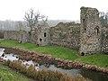 Baconsthorpe Castle - the moat - geograph.org.uk - 1121153.jpg