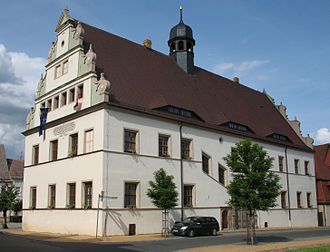 Bad Schmiedeberg - Town hall