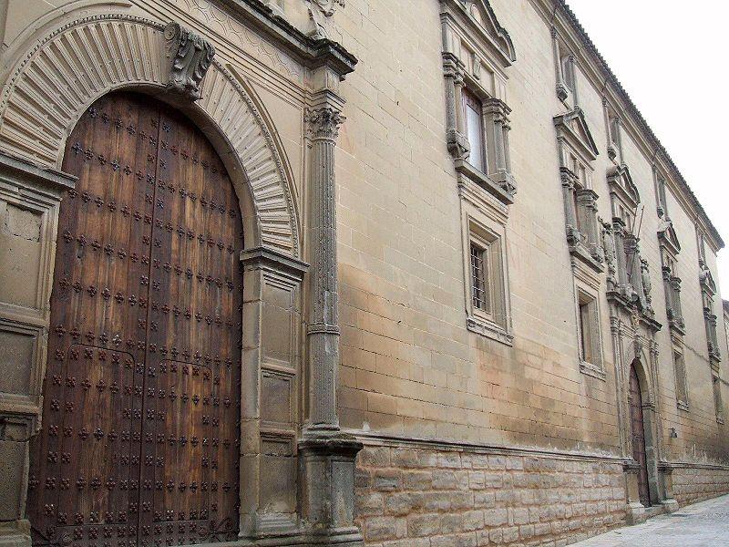 Paseando por baeza desde hotel puerta de la luna capilla de san juan bautista capilla de la - Hotel puerta del arco ...