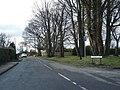 Baileys Lane, Hale. - geograph.org.uk - 1722392.jpg
