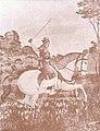 Bajirao I, as Warrior.jpg
