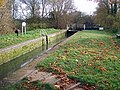 Bakers Lock in autumn. - geograph.org.uk - 611047.jpg
