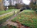 Bakers Lock in autumn. - geograph.org.uk - 611047.jpg