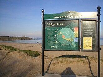 Balbriggan - Balbriggan – beach