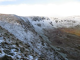 Balcnock crags and Coire Cuinne - geograph.org.uk - 291856.jpg