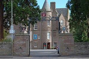Balhousie Castle - Image: Balhousie Castle (1) geograph.org.uk 548490