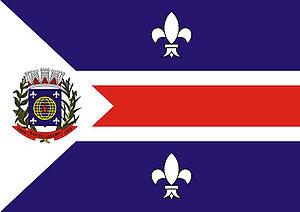Santo Amaro, Bahia - Image: Bandeira de Sto Amaro