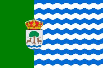Cervera de los Montes - Image: Bandera de Cervera de los Montes